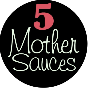 The five mother sauces