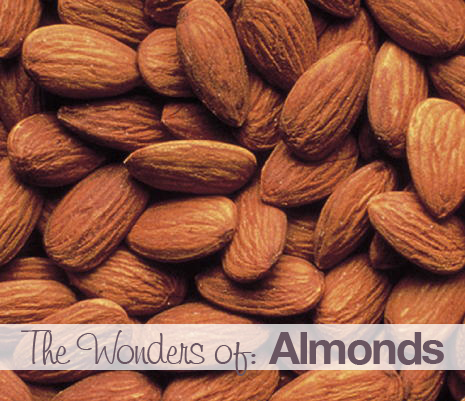 The Wonders of Almonds