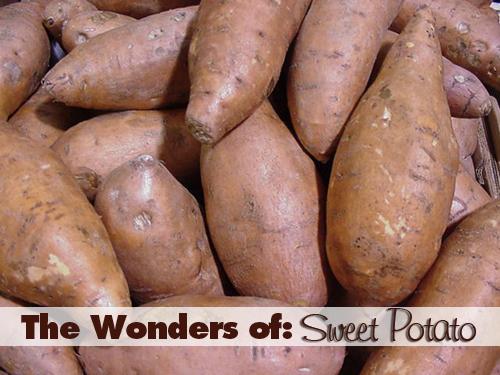 The Wonders of Sweet Potato